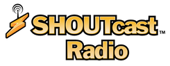 SHOUTcast Internet Broadcasting (Logo)